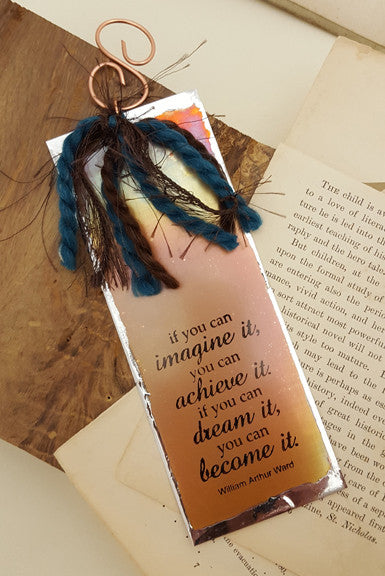 If You Can Imagine It - Bookmark