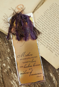 Mothers Turned By Love - Bookmark