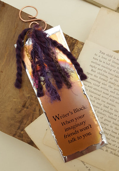 Writer's Block - Bookmark