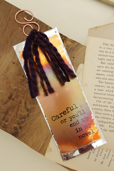 Careful - Bookmark