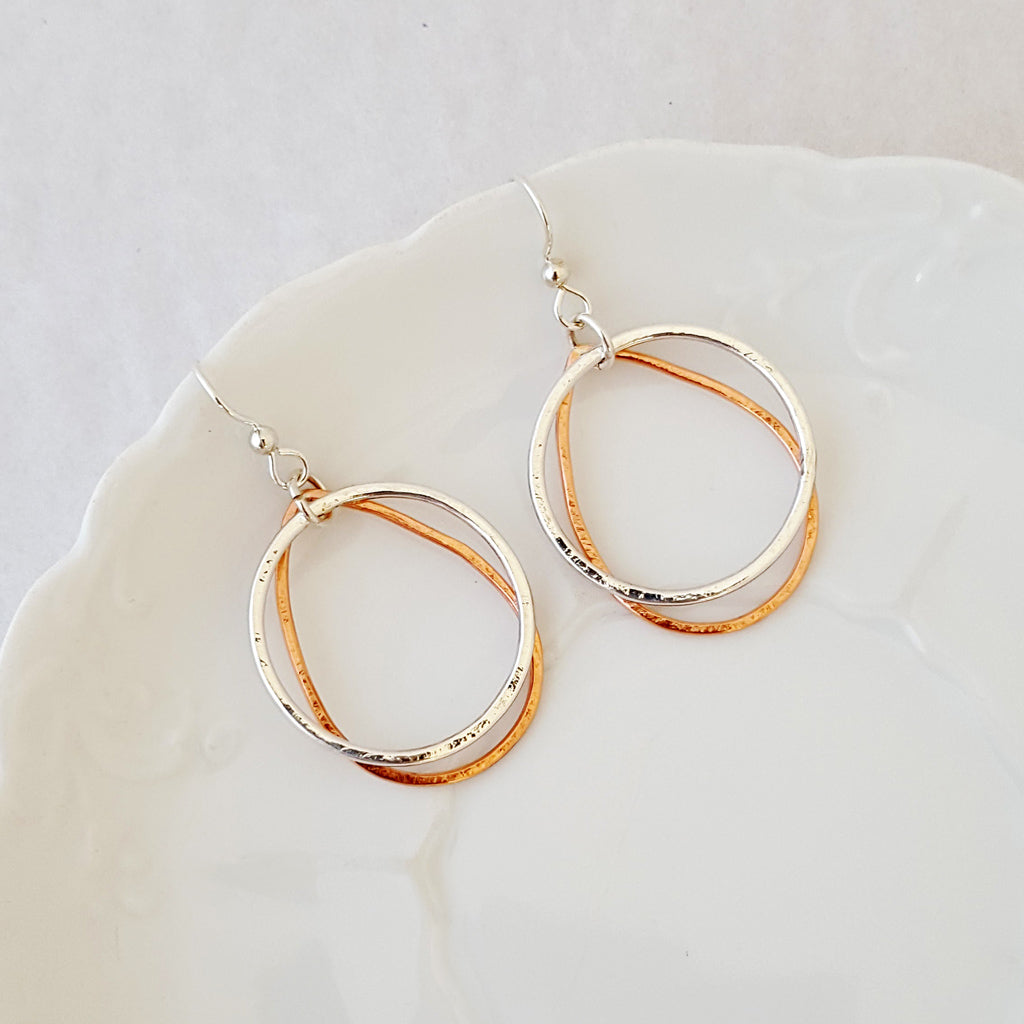 Connections III - Earrings