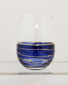 Deep Blue Waters - Stemless