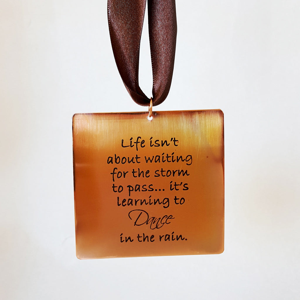 Life Isn't About Waiting - Gift Notes