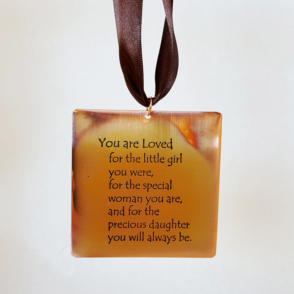 Daughter, You are Loved - Gift Notes