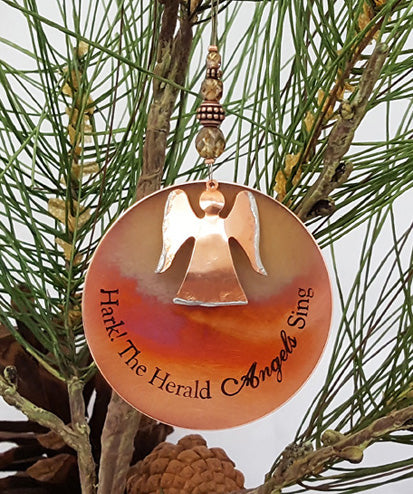 Hark! The Herald Angels Sing - 2017 Signature Ornament