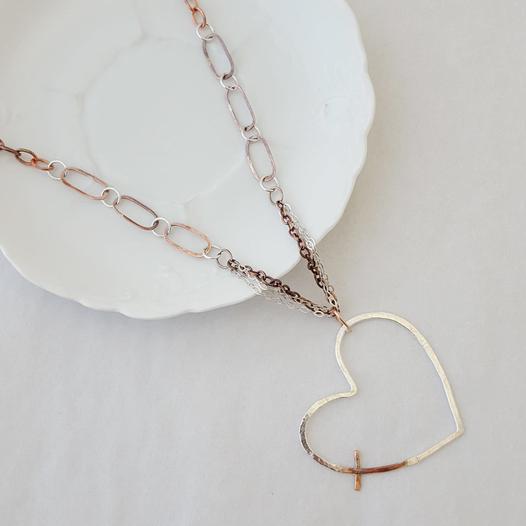 Heartfelt Faith - Necklace