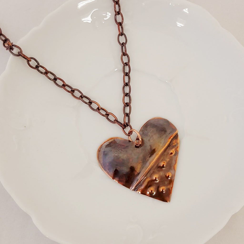It's All About the Hearts IV - Necklace