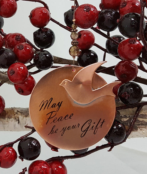 May Peace be your Gift - 2016 Signature Ornament