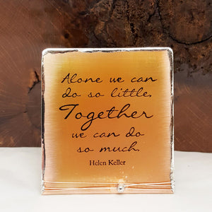 Together We Can Do So Much - Mini