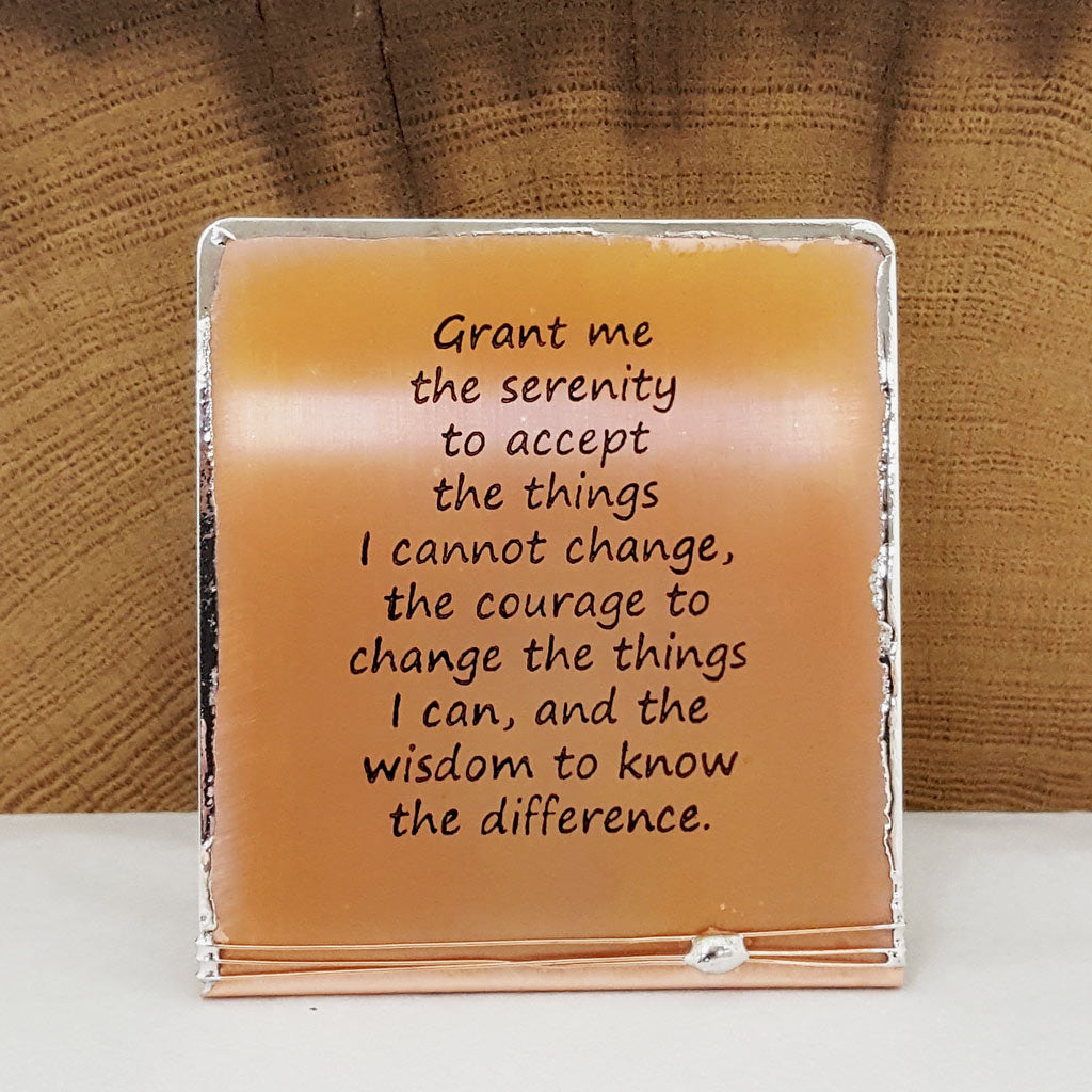 Serenity Prayer - Mini