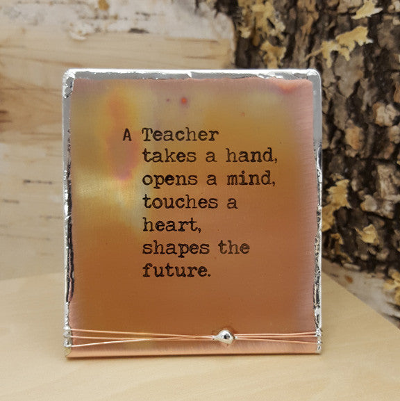 A Teacher Takes a Hand - Mini