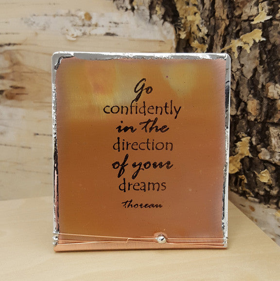 Go Confidently - Mini