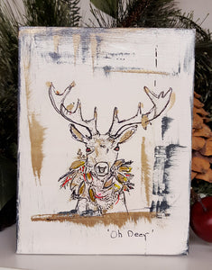 Oh Deer - Holiday Collection