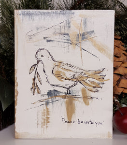 Peace Be Unto You - Holiday Collection