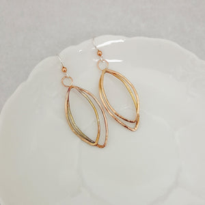 Shadowed Earrings - Select Style