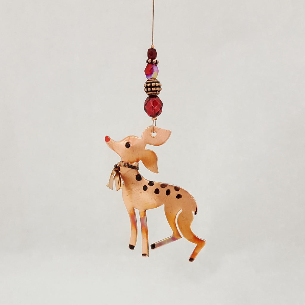 Sweet Little Reindeer - Ornament