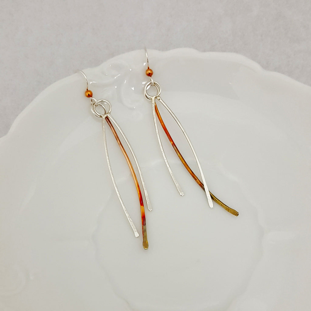 Swinging Branches Earrings