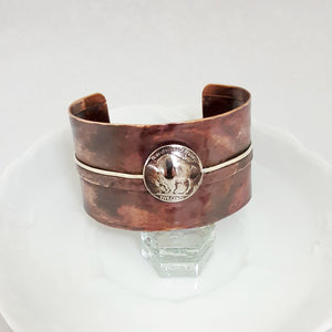 The Bold and The Bison Cuff