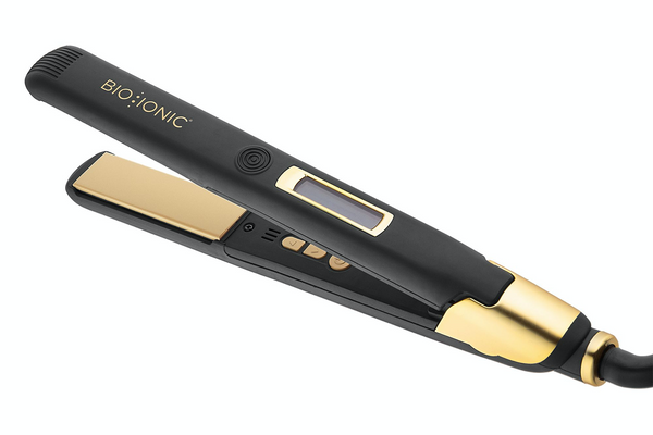 Bio Ionic Goldpro Flat Iron 24k Gold MX