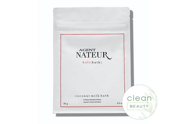 Agent Nateur Holi (BATH) Soothing, Hydrating Coconut Milk Bath