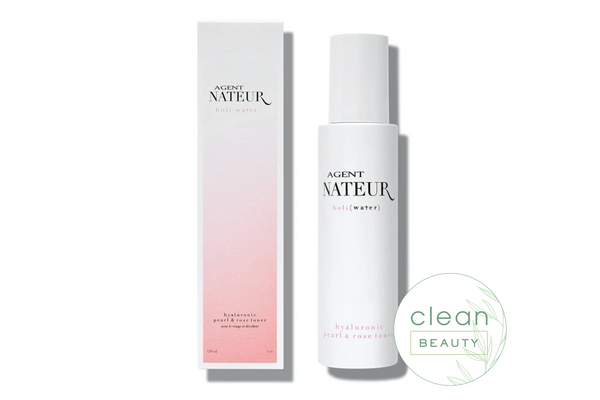 Agent Nateur Holi (Water) Pearl and Rose Hyaluronic Toner