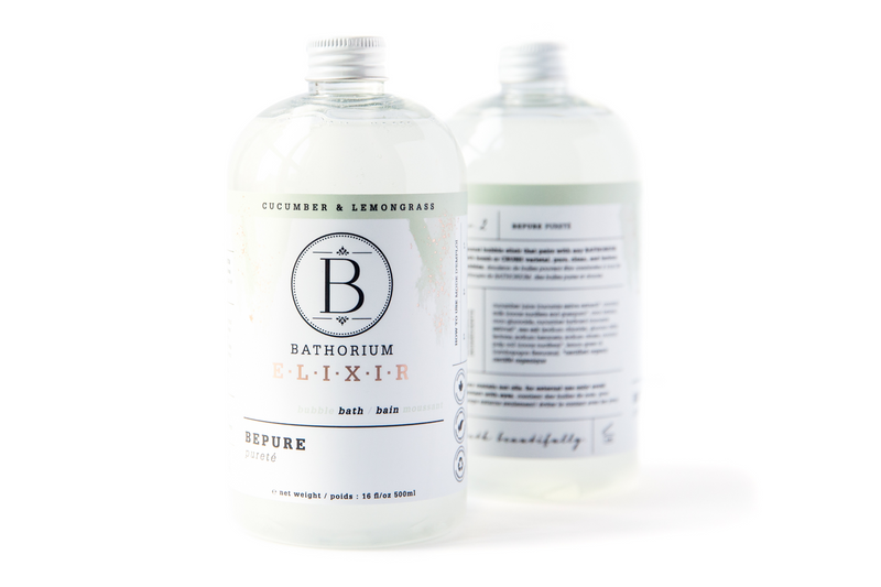 Bathorium BePure Bubble Elixir