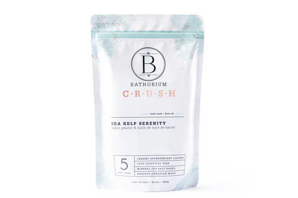 Bathorium Sea Kelp Serenity CRUSH Bath Soak