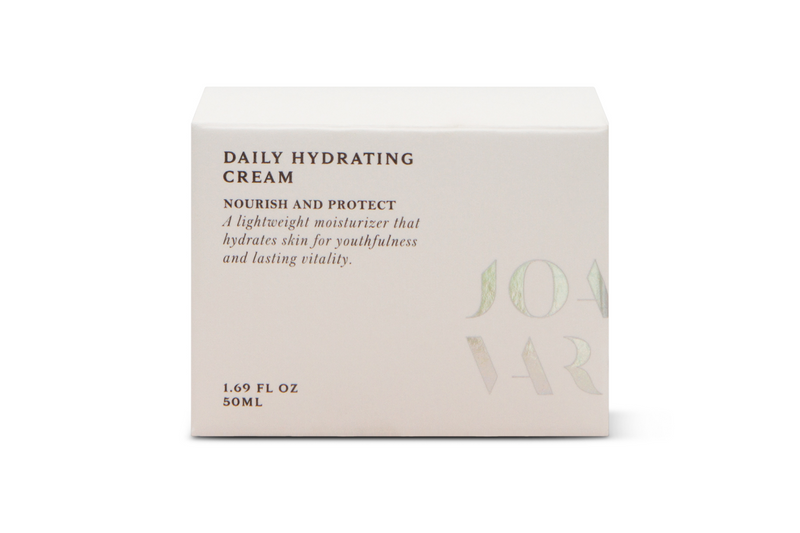 Joanna Vargas Daily Hydrating Cream Packaging