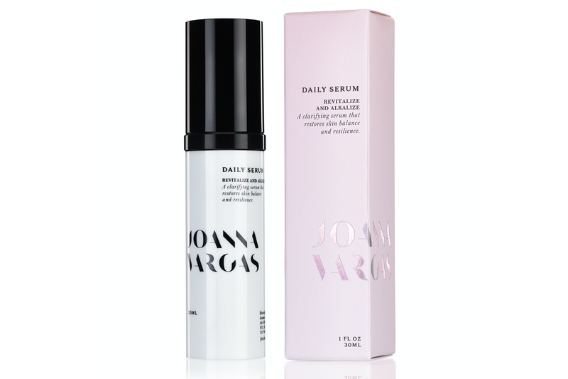 Joanna Vargas Daily Serum Packaging