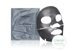 Knesko Skin Black Pearl Detox Collagen Face Masks