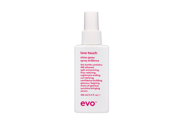 Evo Hair Love Touch Shine Spray