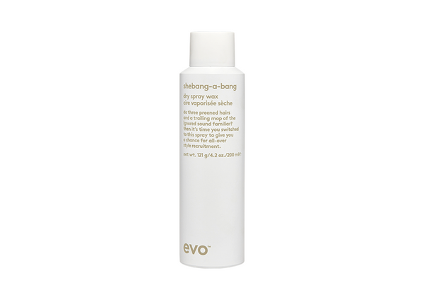 Evo Hair Shebang-a-Bang Dry Spray Wax
