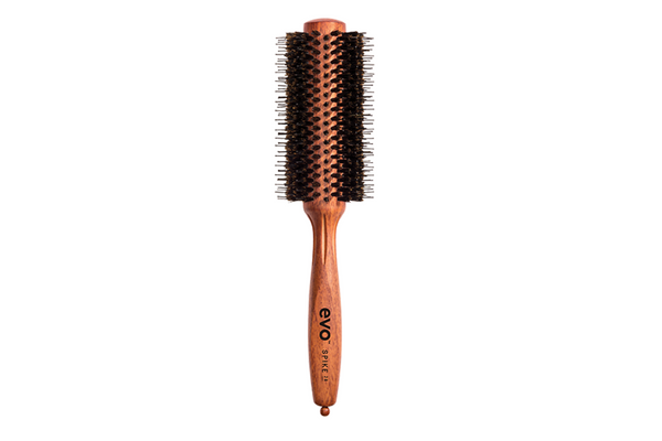 Evo Hair Spike 28 Nylon Pin Bristle Radial Brush