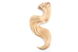 Tesoro Hair Toasted Marshmallow Blend 16/24 Clip in Extensions