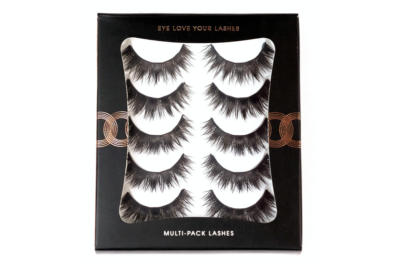 Tesoro Hair India Lash Multipack