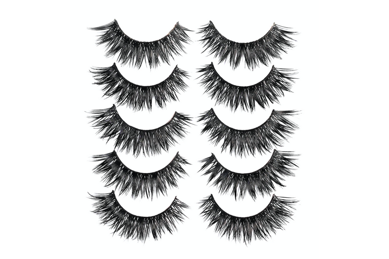 Tesoro Hair Solace Lash Multipack