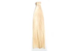 60 Ash Blonde Tape Extensions 20""