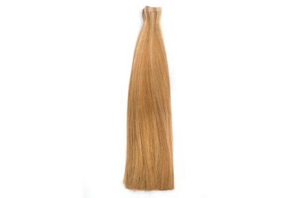Caramel Dolce Blend 12/14 Tape Extensions 16""