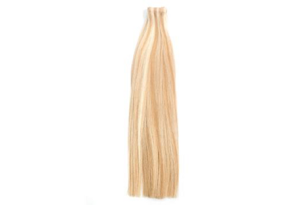Coconut Pie Blend 18/60 Tape Extensions 16""