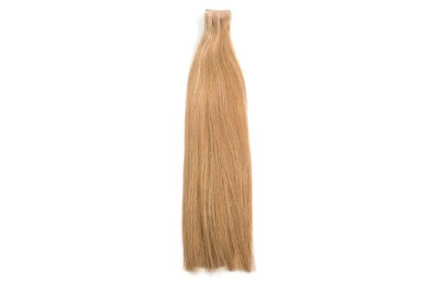 Tesoro Hair Snickerdoodle Blend 10/16 Tape Extensions 16""