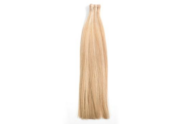 Tesoro Hair Toasted Marshmallow Blend 16/24 Tape Extensions 20""