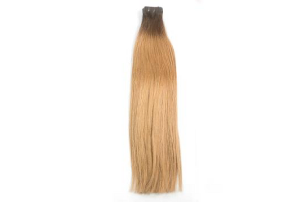 Tesoro Hair Vanilla Bean Rooted Ballayage 2/10/16 Tape Extensions 20""