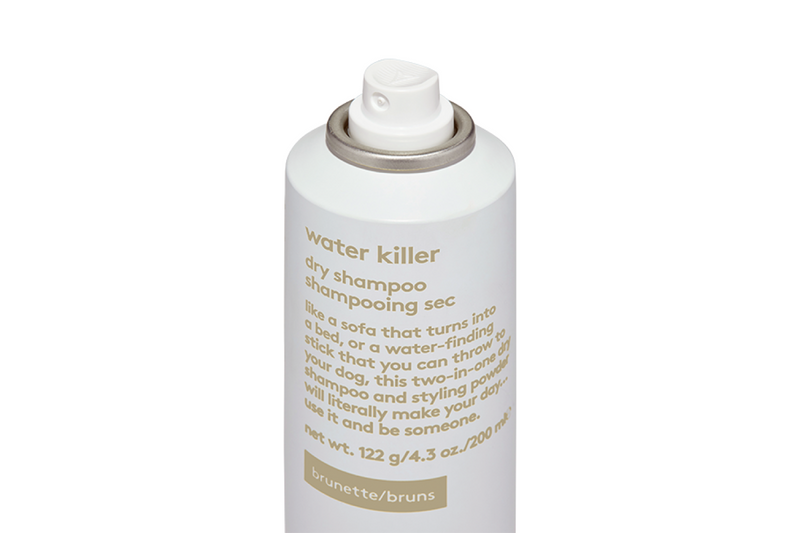 Evo Hair Water Killer Brunette Dry Shampoo