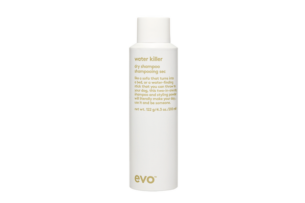 Evo Hair Water Killer Dry Shampoo