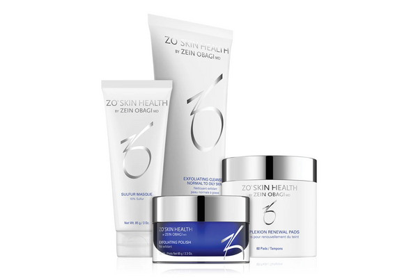 Zo Health Acne Prevention & Treatment Program
