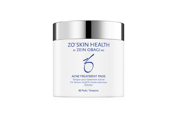 Zo Skin Health Oil Control Acne Treatment Pads
