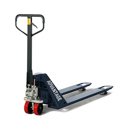 CUSTOM - Advantage Low Profile Pallet Jack 4400 Lb. Capacity