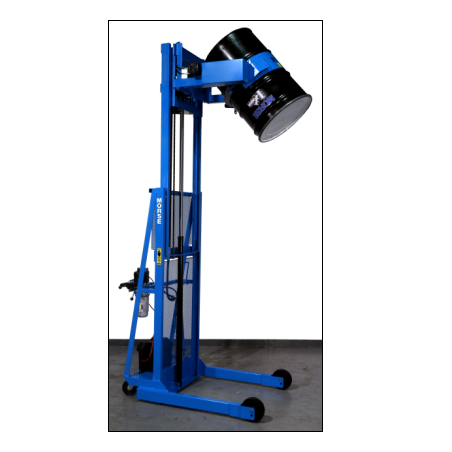 Vertical Lift Drum Pourer - 2 Stage