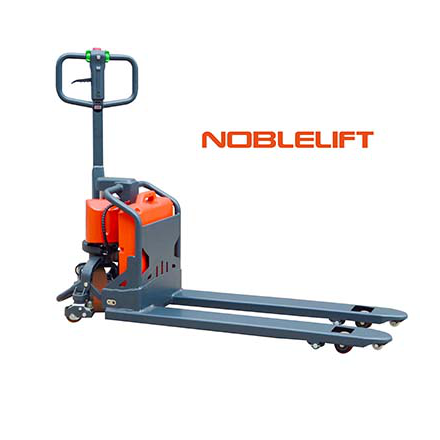 CUSTOM - Semi-Electric Pallet Jack 3300 Lb. Capacity