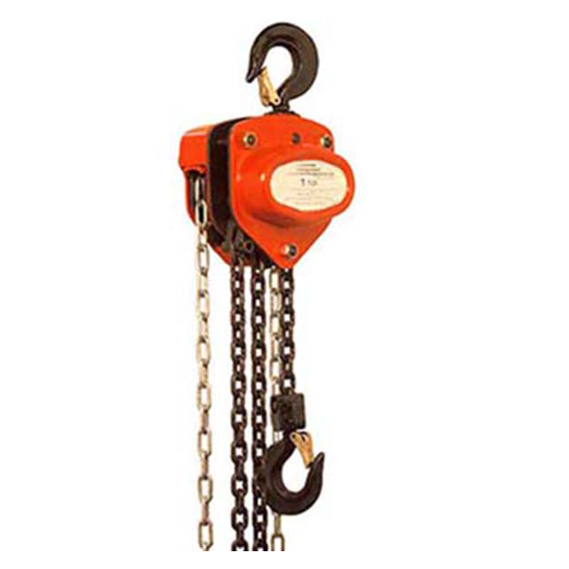 CUSTOM - 1/2 Ton Weisner Chain Block Hoist